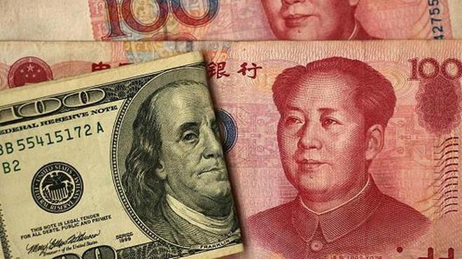 """Dự trữ ngoại hối của Trung Quốc tiếp tục """"bốc hơi"""" hàng chục tỷ USD"""