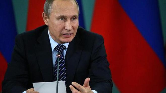 """Putin là """"quan chức đáng tin cậy nhất"""" ở Nga"""