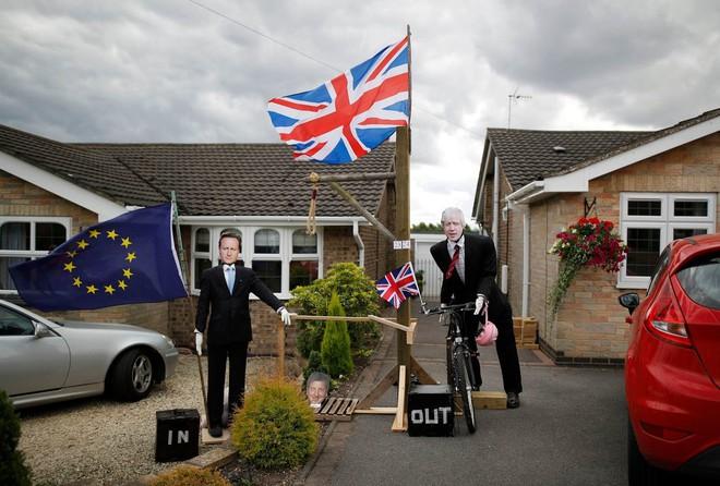 Thực tế Anh rời xa EU là bình yên hay bão tố?