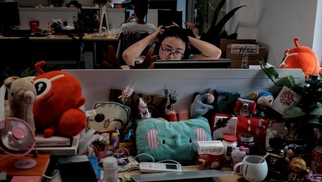 Khổ như làm startup ở Trung Quốc