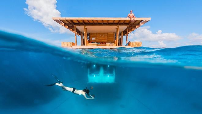 Những khách sạn độc đáo nhất thế giới