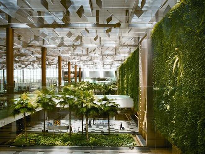 10 sân bay tốt nhất châu Á năm 2016
