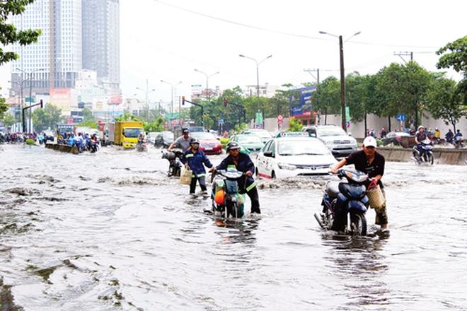 TPHCM: Nhiều thách thức cho siêu đô thị
