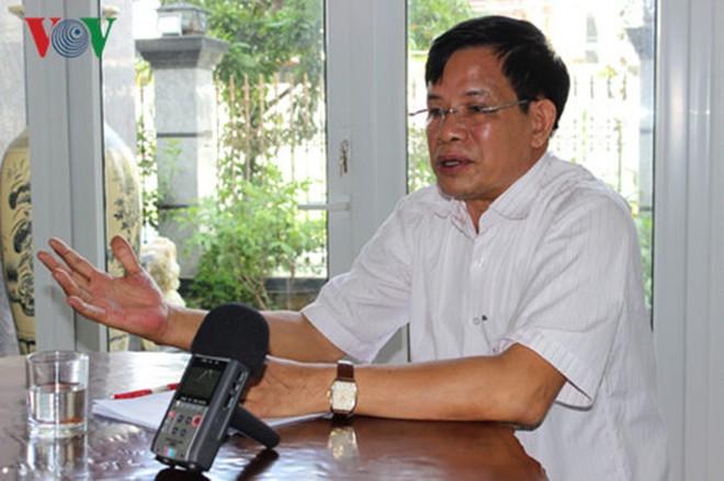"""Nguyên Bí thư Hậu Giang muốn làm rõ ông Trịnh Xuân Thanh đã """"chạy"""" ai?"""