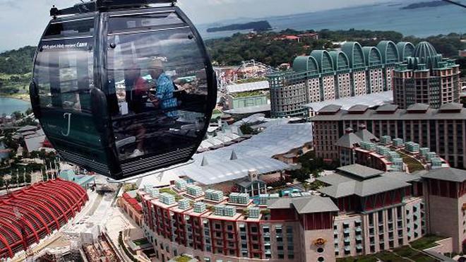 Thế giới bàng hoàng với tốc độ tăng trưởng GDP quý III của Singapore