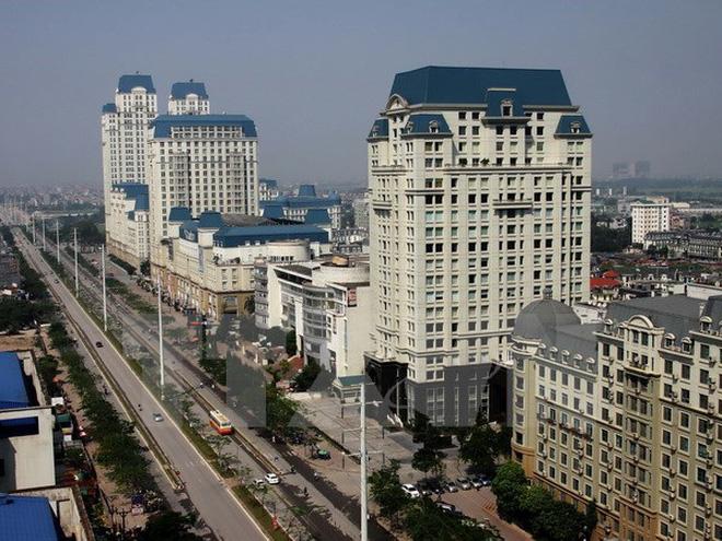 Đô thị Việt Nam tăng trưởng nhanh nhưng vẫn thiếu bền vững