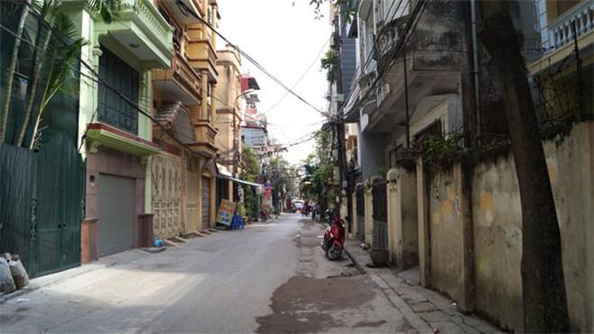 Hà Nội sẽ mở rộng ngõ 381, phố Nguyễn Khang, Cầu Giấy