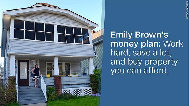 Tôi đã mua được nhà khi 25 tuổi như thế nào