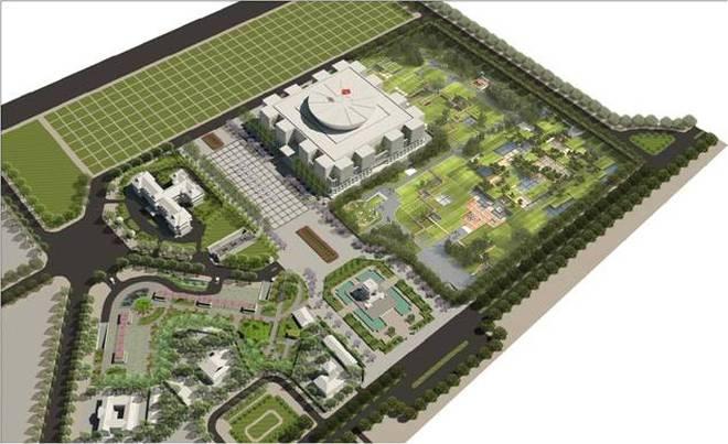 Hạng mục nơi đỗ xe ngầm Nhà Quốc hội sẽ hoàn thành vào cuối năm 2016