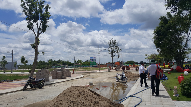 Xây cầu Cát Lái 5.700 tỷ, đất Nhơn Trạch (Đồng Nai) bỗng dưng tăng giá, dự án rục rịch hồi sinh