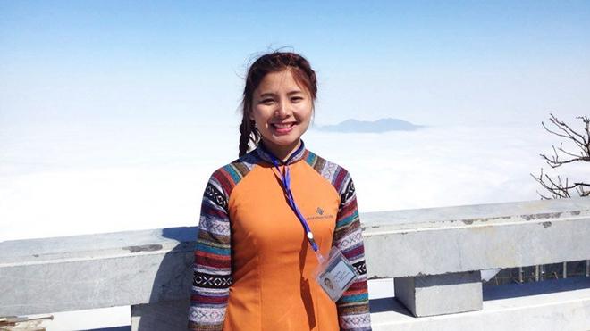 Cô gái đầu tiên ở xã biên giới trúng học bổng 50.000 USD