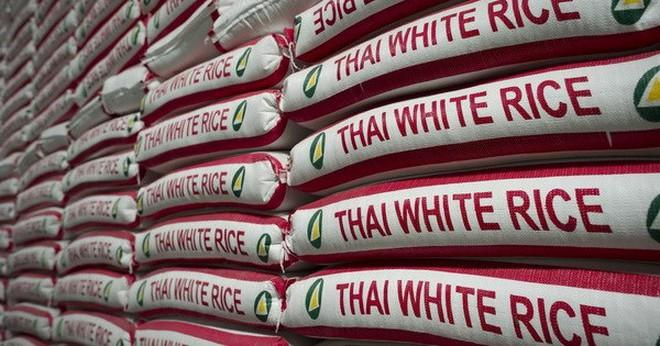 Xuất khẩu gạo của Thái Lan giảm 11% trong tháng 8
