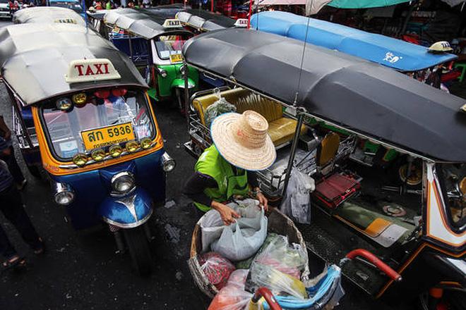 Thời điểm mua chứng khoán Thái Lan là đây
