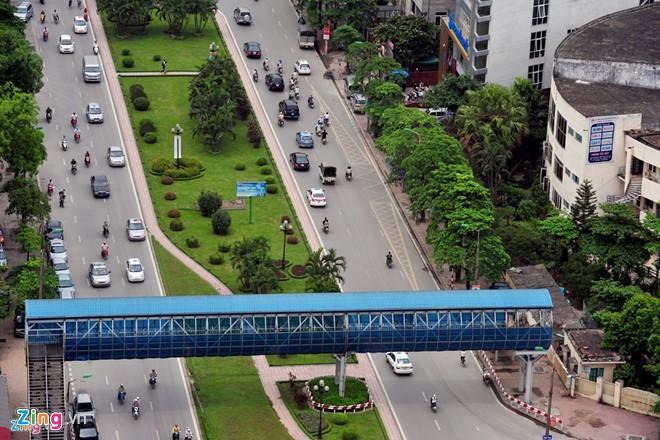 Loạt dự án 'cắt cỏ' hàng chục tỷ ở Hà Nội