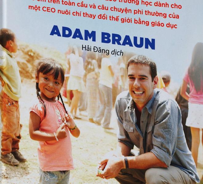 CEO nuôi chí thay đổi thế giới bằng giáo dục: Từ 25 đôla tới 250 trường học dành cho trẻ em nghèo