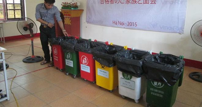 Vứt rác văn minh, người Nhật tạo ra ngành kinh doanh trị giá hàng tỷ USD cho đất nước