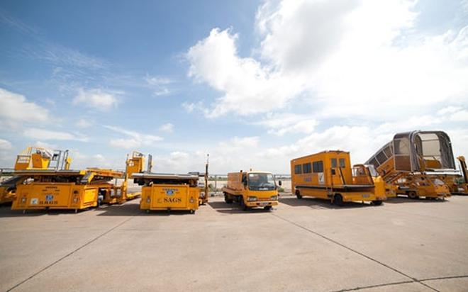 Phục vụ mặt đất Sài Gòn (SGN): Tiết kiệm tối đa chi phí, LNST quý 2 tăng 226%