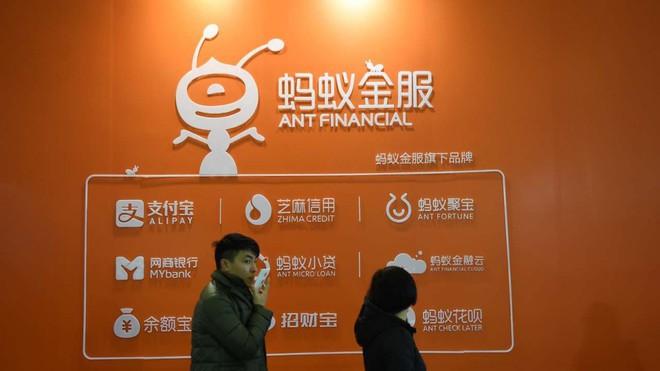 Cánh tay tài chính của Jack Ma có giá trị cao hơn cả Goldman Sachs - ảnh 1