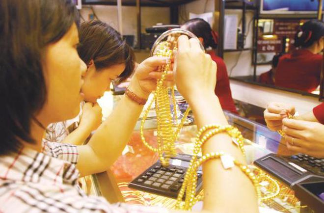 Kiến nghị sửa Nghị định 24 để ngăn chặn vàng lậu