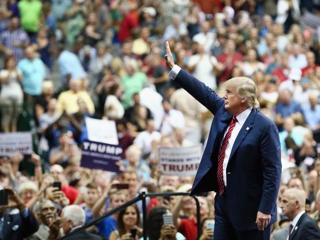 """Donald Trump: Cuộc đời tôi không bao giờ có 2 từ """"thất bại"""""""