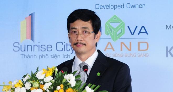Ông chủ tập đoàn Novaland soán ngôi giàu thứ 4 thị trường chứng khoán