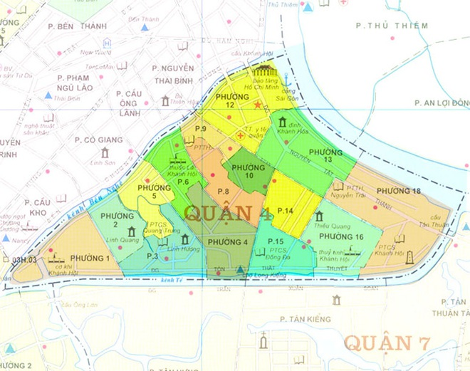 TPHCM xúc tiến đầu tư xây dựng cơ sở hạ tầng trên địa bàn quận 4