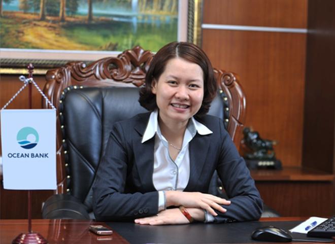 Nguyên Tổng giám đốc Oceanbank Nguyễn Minh Thu đối mặt 2 tội danh
