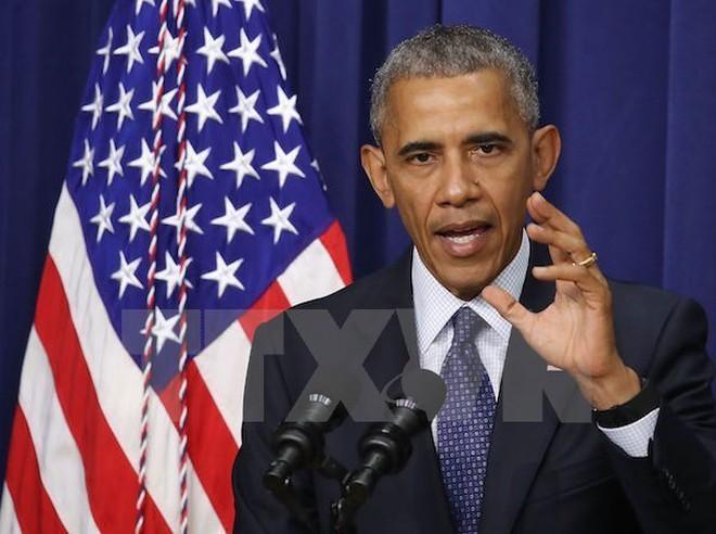 Mỹ: Tỷ lệ ủng hộ Tổng thống Obama cao nhất trong nhiệm kỳ 2