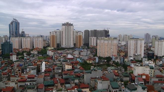 Người dân thay đổi quan điểm mua nhà, chung cư đang vào thời bùng nổ