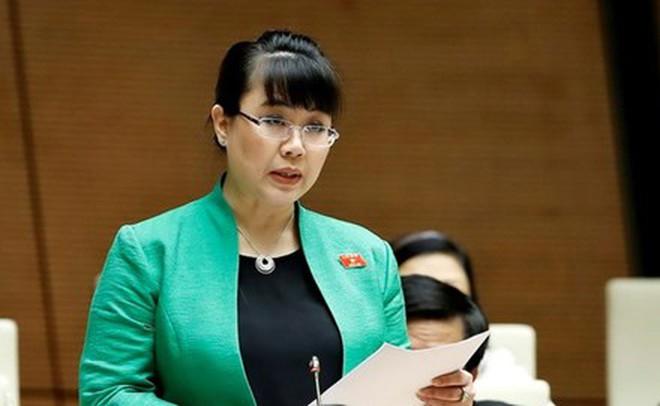 Hà Nội chính thức bãi nhiệm đại biểu HĐND với bà Nguyệt Hường
