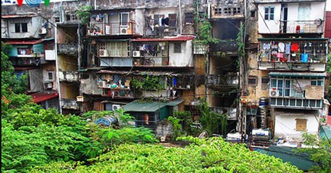 Hà Nội: Rà soát công trình công cộng cũ, nguy hiểm trên địa bàn