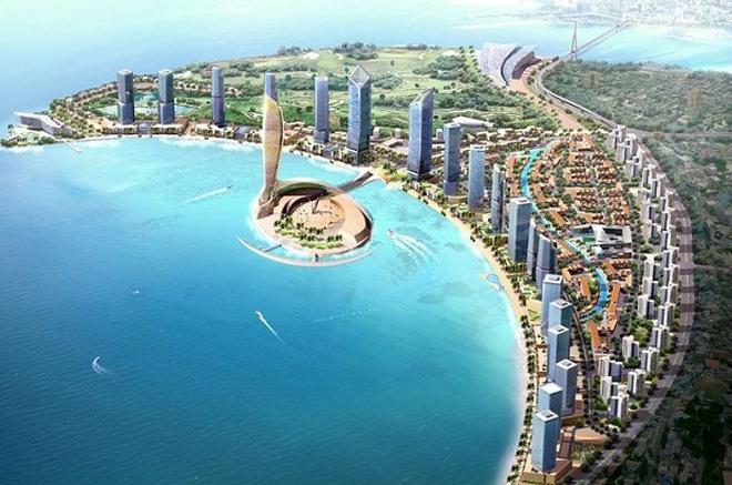 Daewon tháo chạy, dự án khu đô thị 180ha ven biển Đà Nẵng về tay tập đoàn Novaland