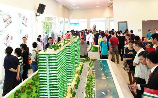 Thị trường địa ốc Tp.HCM: Cuộc sàng lọc trong giai đoạn mới