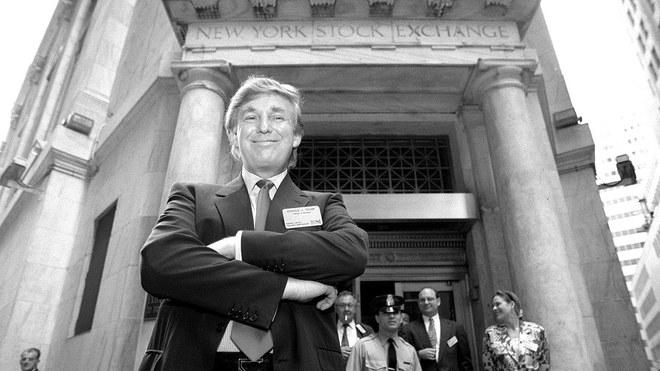 Tài phiệt phố Wall vui mừng với bộ sậu tỷ phú và lãnh đạo ngân hàng trong nội các của Trump