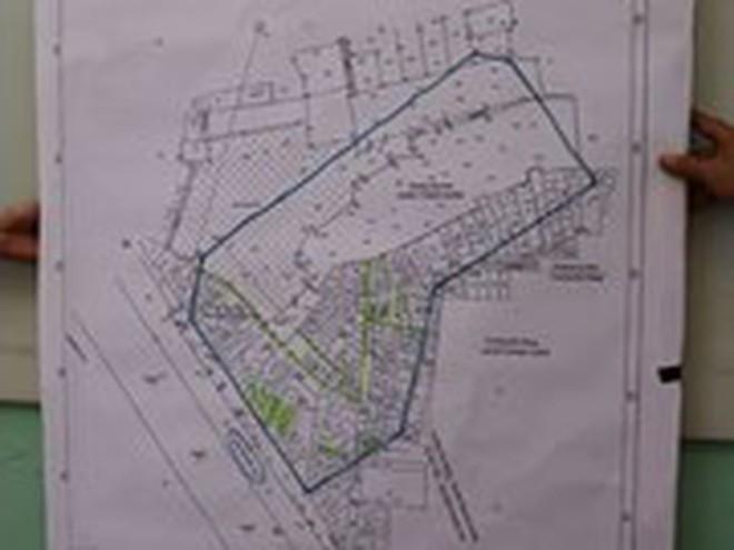 """Dự án """"nghĩa trang tro cốt"""" không nằm trong quy hoạch"""