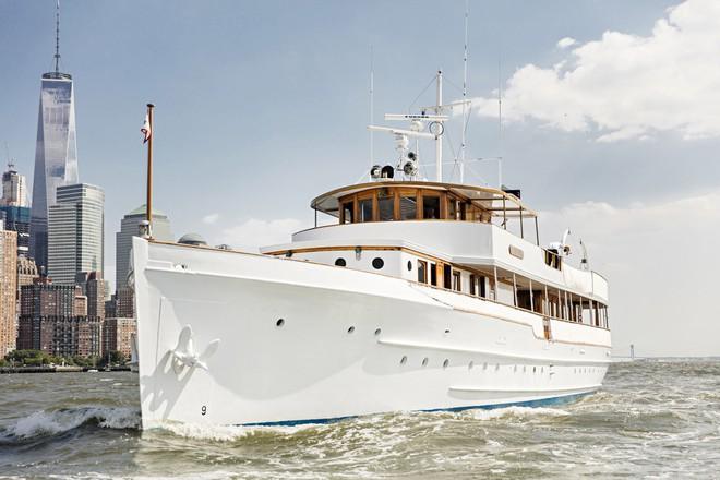 Giá vé 10.000 USD/khách: Du thuyền 90 tuổi theo phong cách Vintage là mơ ước của tất cả mọi người