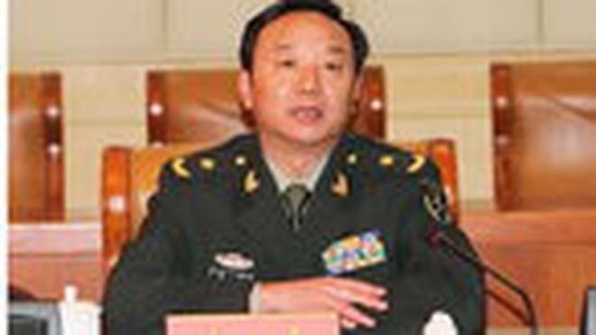 1 tuần 3 tướng Trung Quốc tự tử