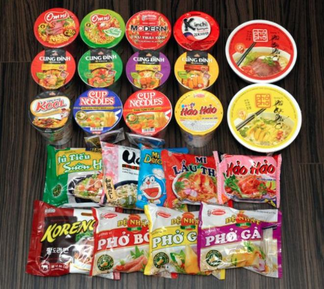 Thị trường mỳ ăn liền Việt Nam thu hút doanh nghiệp nước ngoài