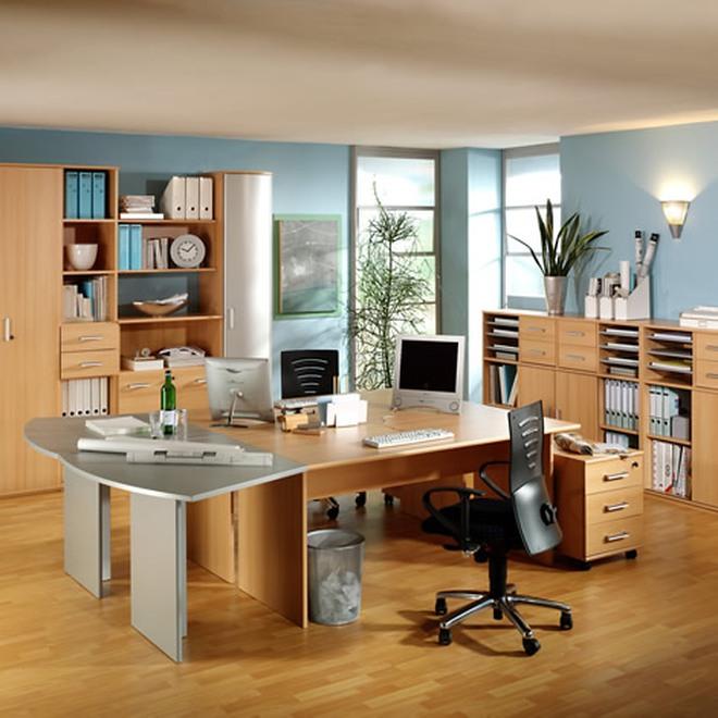 Nguyên tắc phong thuỷ và cách bày trí chỗ ngồi giúp công việc may mắn, thuận lợi