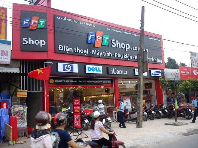 FPT Shop: 7 tháng đầu năm mở mới 80 cửa hàng, doanh thu đạt trên 5.500 tỷ đồng