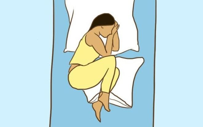 8 tư thế ngủ kì diệu giúp bạn chữa bách bệnh