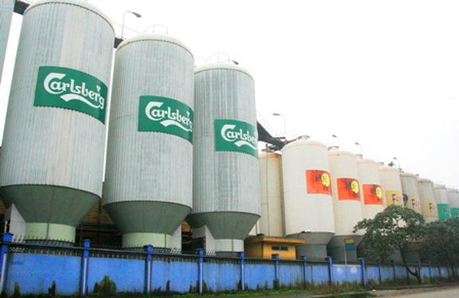Carlsberg bán nhà máy bia ở Vũng Tàu cho Heineken