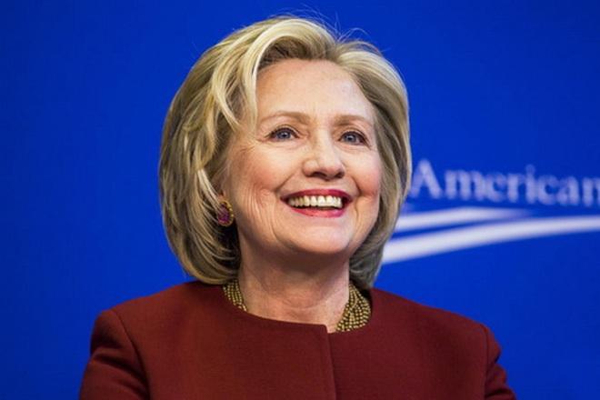 Nhiều tỷ phú giàu nhất Mỹ tuyên bố ủng hộ Hillary Clinton