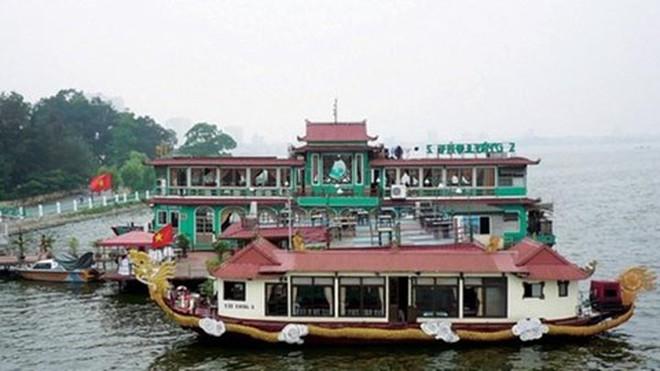 Hà Nội yêu cầu làm rõ sai phạm, thu hồi bến du thuyền Hồ Tây