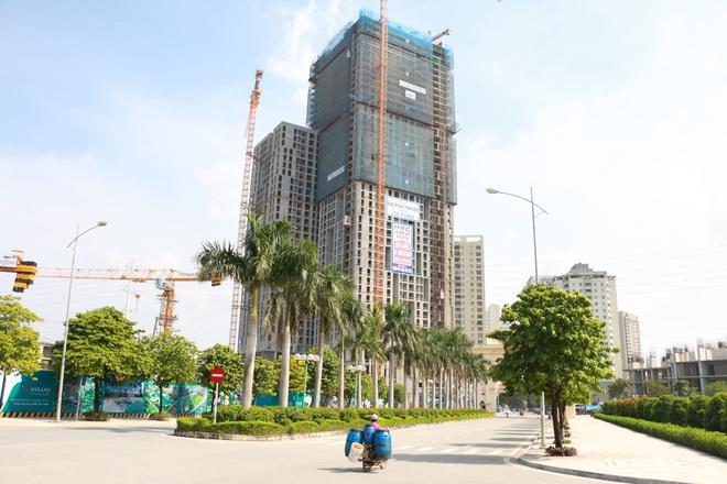 Tòa nhà 50 tầng dự án Usilk City được phép chuyển nhượng cho Hải Phát