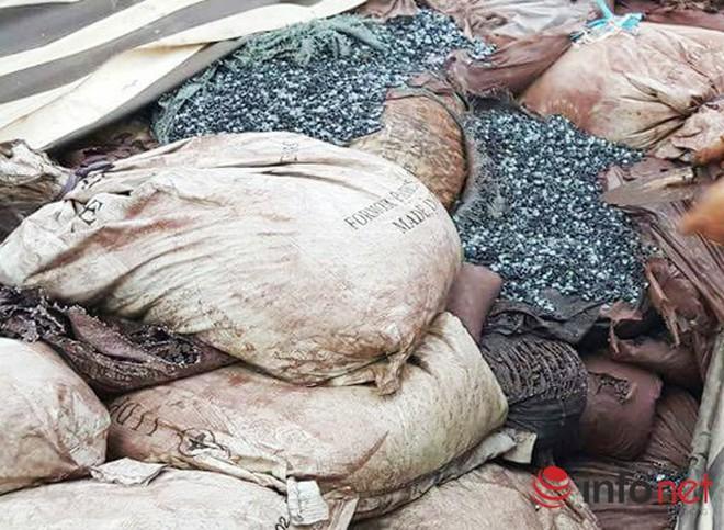 Chất thải Cty Ánh Dương chôn lấp tại Đà Nẵng không phải của Formosa Hà Tĩnh