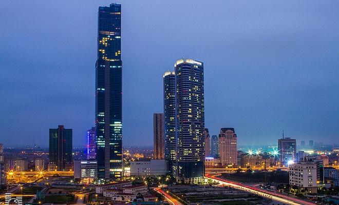 """Bật mí những """"bí ẩn"""" xung quanh tòa nhà cao nhất Việt Nam Keangnam"""