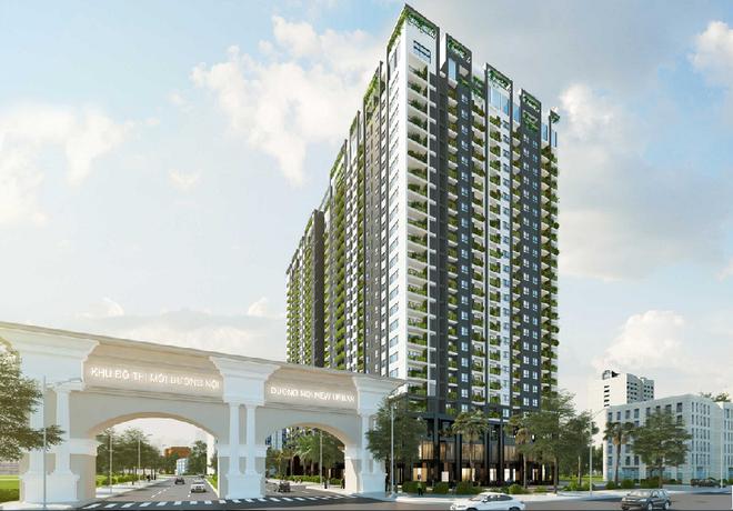 Thị trường BĐS Hà Nội đón nhận thêm một dự án chung cư cao cấp tại quận Hà Đông