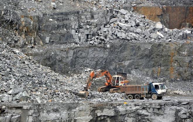 Cổ phiếu KSA của Khoáng sản Bình Thuận bị đưa vào diện cảnh báo