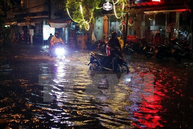 Nhật Bản sẽ đầu tư 22 tỷ yen giúp Thành phố Hồ Chí Minh chống ngập